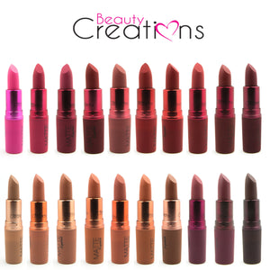 Beauty Creations Matte Lipstick Store