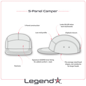 Organic Camper – Mt. Legend