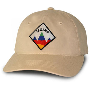 Mt. Legend Dad Cap