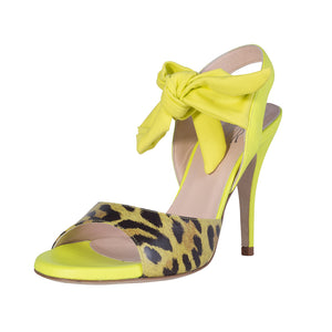 SUR - Paloma Yellow Leopard 9cm (Regular)