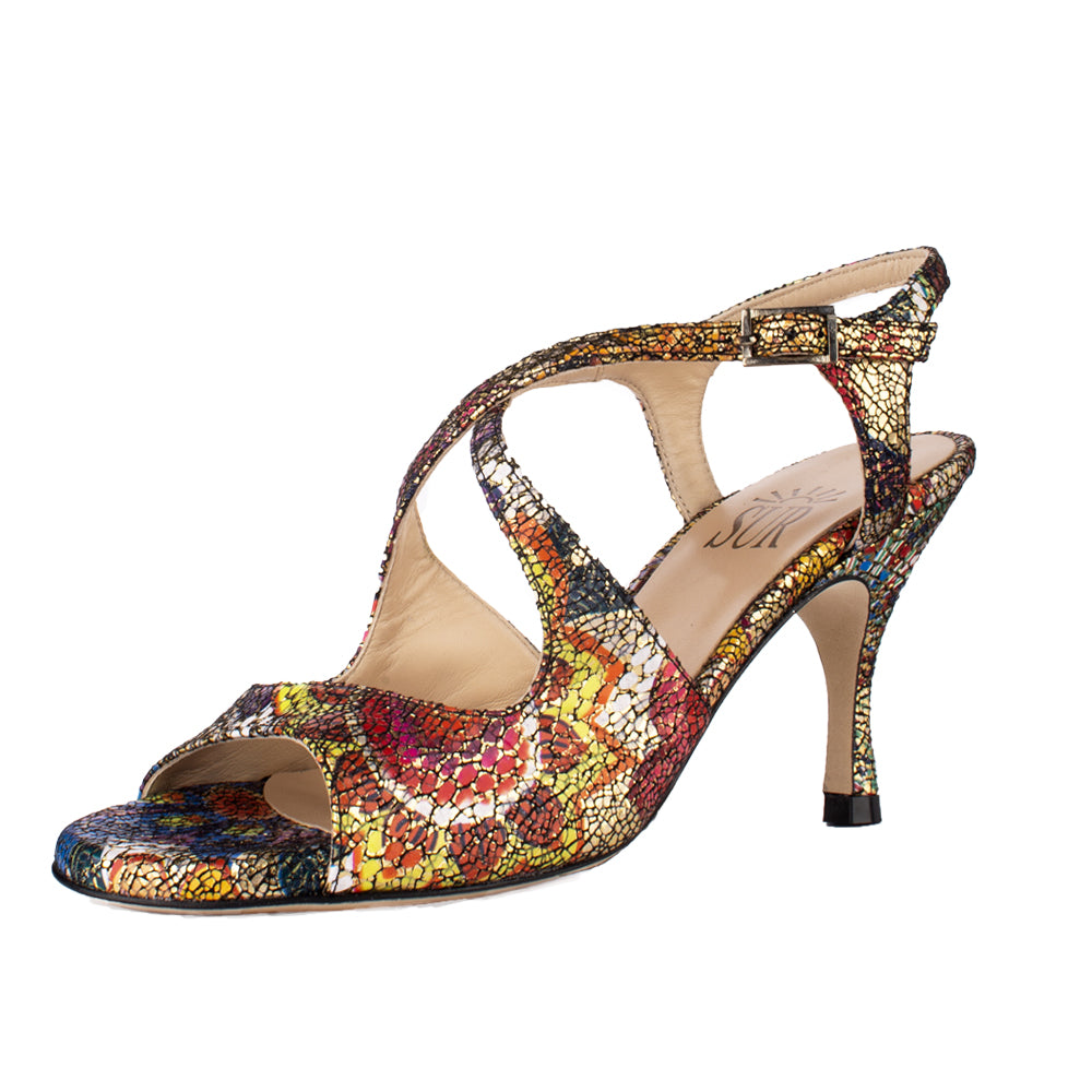Dita Baroque 6cm (Regular to Wide)