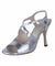 SUR - Dita Laminato Argento 8cm heel (Regular to Wide)