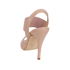 Malaguena Nappa Nude 9cm (Regular to Narrow)
