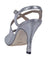 SUR - Dita Craque Argento 8cm heel (Regular to Wide)