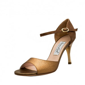 Exclusive Comme il Faut Tango Shoes - Bronce