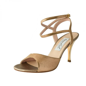 Exclusive Comme il Faut Tango Shoes - Mara Cobre