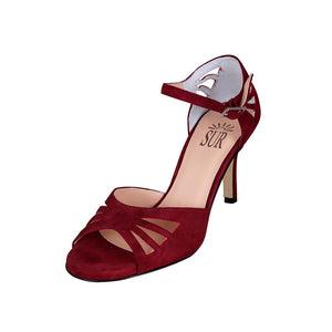 Felicia Camoscio Bordo 7cm (Regular)