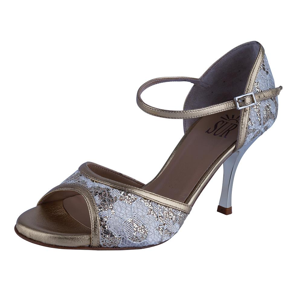 Odette Pizzo Bianco 7cm (Regular to narrow)