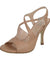 SUR - Dita Nappa Beige 8cm heel (Regular to Wide)