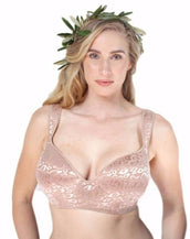 Inspire Textured Animal Bold Balconette Bra