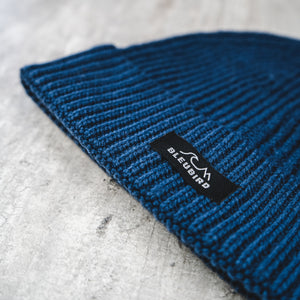 Elements Beanie - Indigo