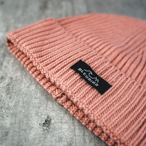 Elements Beanie - Peach