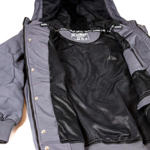 Riding Jacket - Graphite