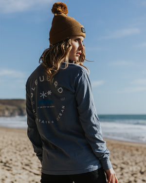 Sky Long Sleeve Tee