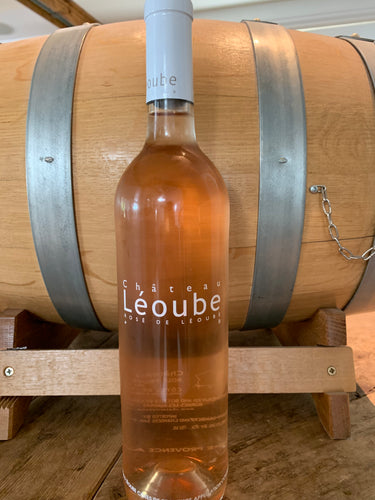 2018 Chateau de Leoube Rose
