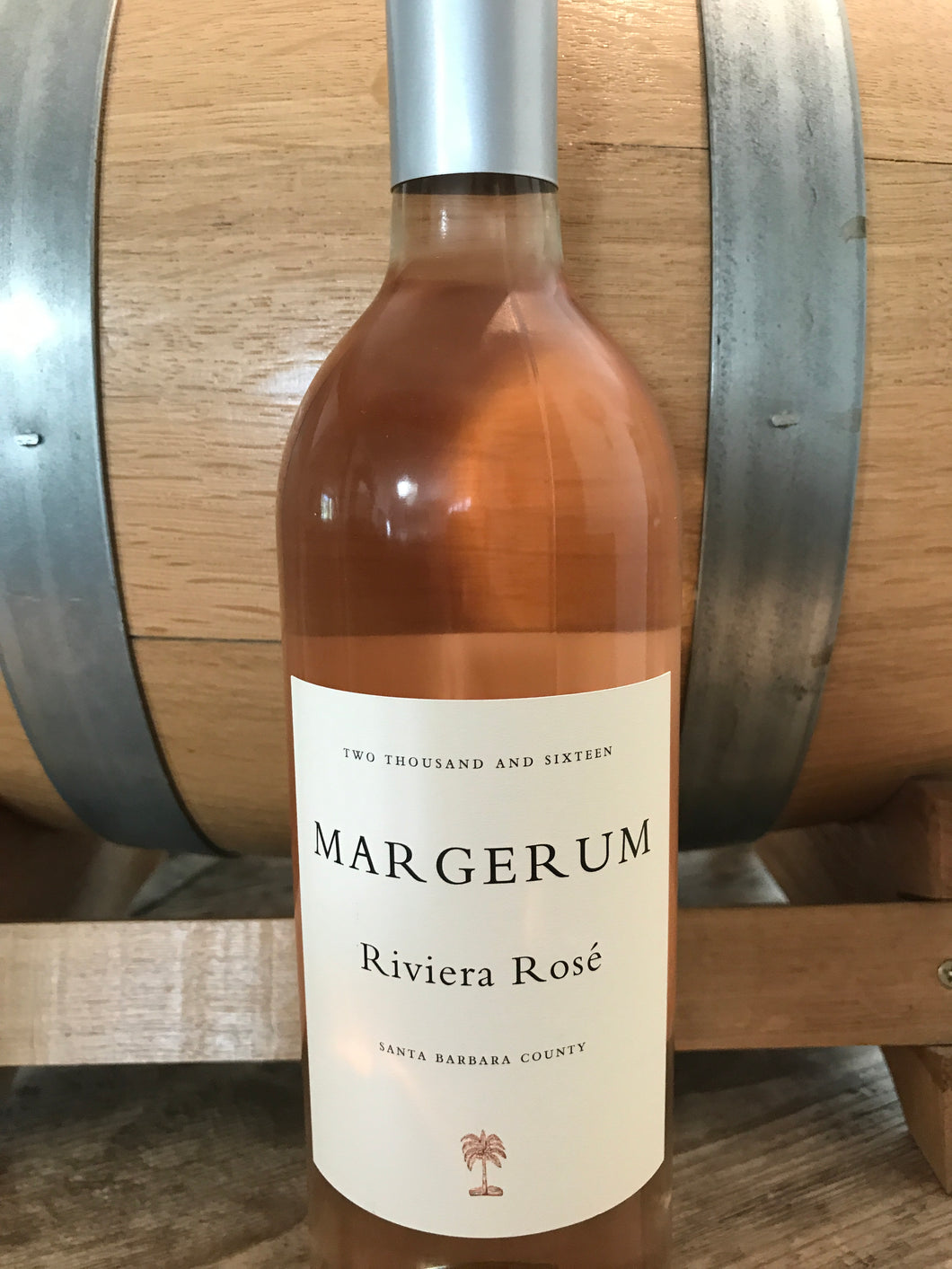 2016 Margerum Riviera Rose