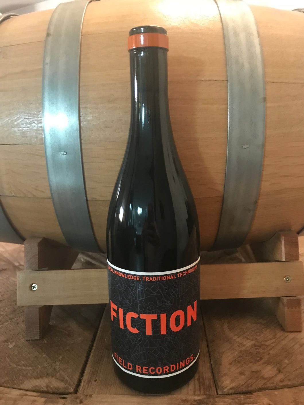 2015 Fiction Red Wine