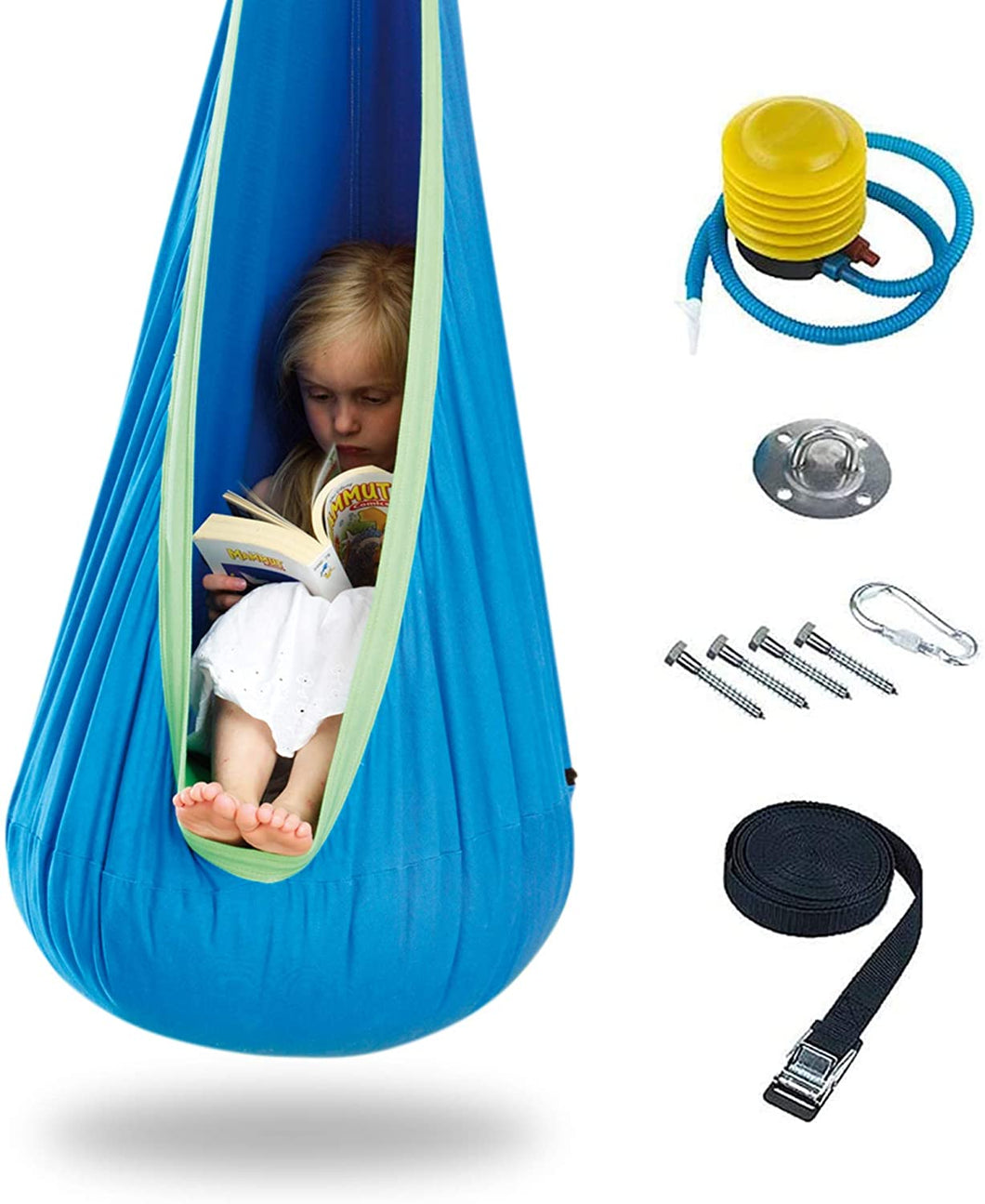Kids Sensory Swing Pod Chair