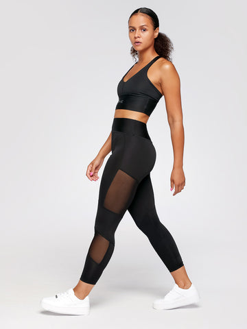 Elevate Air Tights Pure Black