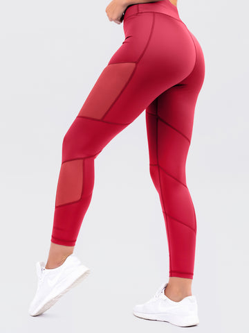 Elevate Air Tights Red Velvet