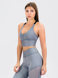 Elevate Bralette Steel Grey