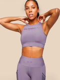 New Movement Bra Top Misty Lilac