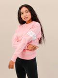 The Essential Pure Cotton Chunky Sweater Rosé