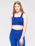 Candy Sports Bra Blueberry