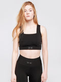 Candy Sports Bra Liquorice