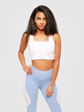 Candy Sports Bra Marshmallow