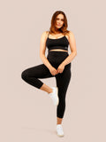 Free Spirit 7/8 Leggings Black