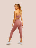 Free Spirit 7/8 Leggings Rosé
