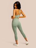 Free Spirit 7/8 Leggings Mint
