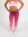Flex Waist Tights Berry Flame