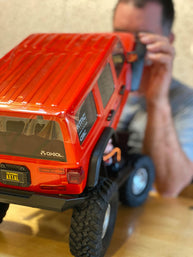 SCX10 III Products- COMING SOON!