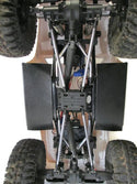 1/12 ECX Barrage Rock Sliders- Version 1 RTR only - scalerfab-r-c-trail-armor-accessories scale rc crawler truck hobby