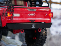 Rear Bumper For Axial Racing SCX10 III Jeep Gladiator - scalerfab-r-c-trail-armor-accessories scale rc crawler truck hobby
