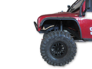 Comp-Style Bull-Bar Front Bumper for the Traxxas TRX4 D90 - scalerfab-r-c-trail-armor-accessories scale rc crawler truck hobby