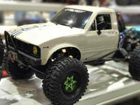 Comp-Style SCX10/SCX10 II Front Bumper with Stinger - scalerfab-r-c-trail-armor-accessories scale rc crawler truck hobby