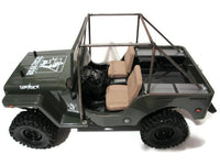G-Made Sawback 6-pt. Roll Bar - scalerfab-r-c-trail-armor-accessories scale rc crawler truck hobby