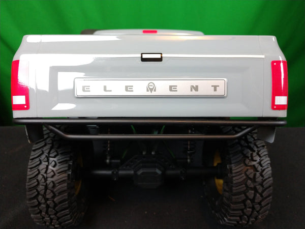PreRunner Series Element RC Enduro Sendero/Trailwalker Rear Bumper - scalerfab-r-c-trail-armor-accessories scale rc crawler truck hobby