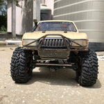 Prerunner Series Raised Front Bumper for SCX10/SCX10 II Power Wagon/Nukizer/Honcho/SR5 - scalerfab-r-c-trail-armor-accessories scale rc crawler truck hobby