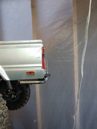 Prerunner Series RC4WD TF2 Rear Bumper - scalerfab-r-c-trail-armor-accessories scale rc crawler truck hobby