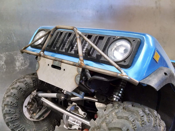 Prerunner Series Redcat Racing Gen8 Scout II Front Bumper - scalerfab-r-c-trail-armor-accessories scale rc crawler truck hobby