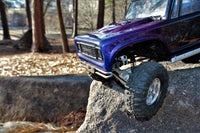 Retro Series Vanquish VS4-10 Front Bumper - scalerfab-r-c-trail-armor-accessories scale rc crawler truck hobby