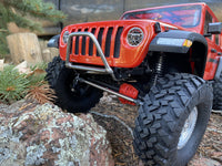 ScalerFab Steel Comp-Style Front Bumper for Axial Racing SCX10 III Jeep Wrangler JLU/Gladiator - scalerfab-r-c-trail-armor-accessories scale rc crawler truck hobby