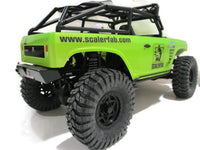 SCX10 Deadbolt/G6 Rear Bumper - scalerfab-r-c-trail-armor-accessories scale rc crawler truck hobby