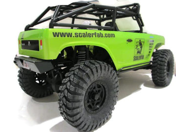 SCX10 Deadbolt/G6 Rear Bumper