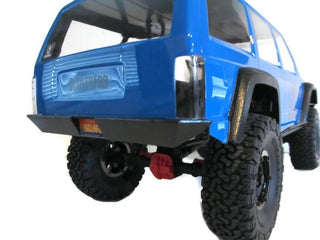 SCX10 II XJ Rear Bumper - scalerfab-r-c-trail-armor-accessories scale rc crawler truck hobby