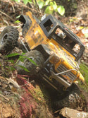 SCX10/SCX10 II Narrow Front Bumper with Stinger - scalerfab-r-c-trail-armor-accessories scale rc crawler truck hobby